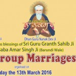 free mass marriages